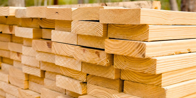 What is pressure treated timber?