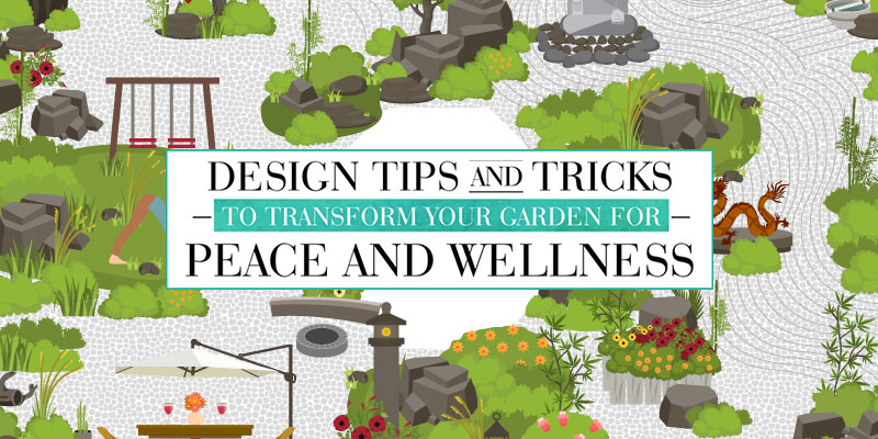 Using feng shui in your garden