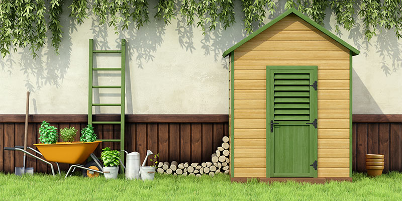 Planning to create your own garden workshop shed? Here's ...