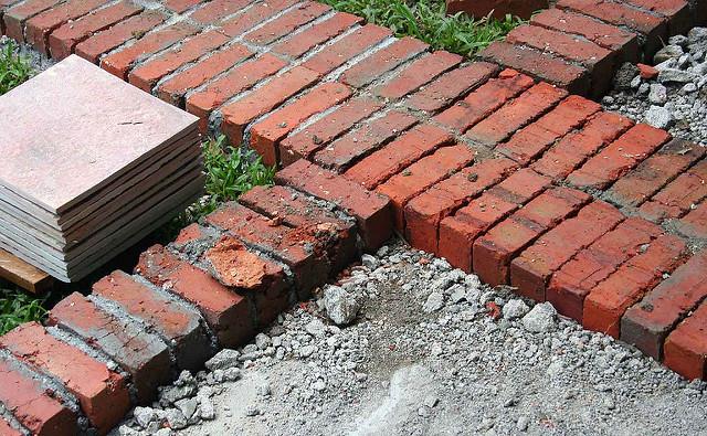 Five Popular Landscape Paving Materials - brick