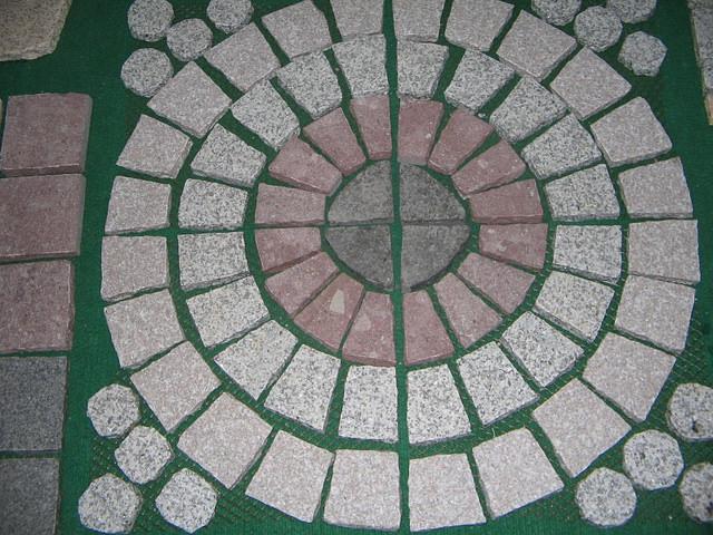 Five Popular Landscape Paving Materials - granite