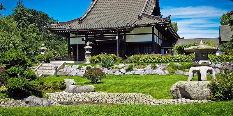 perfect garden designer