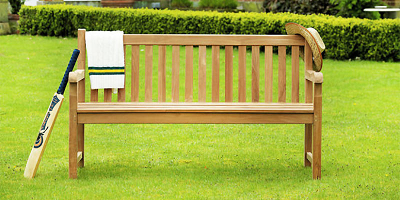 build your own garden bench