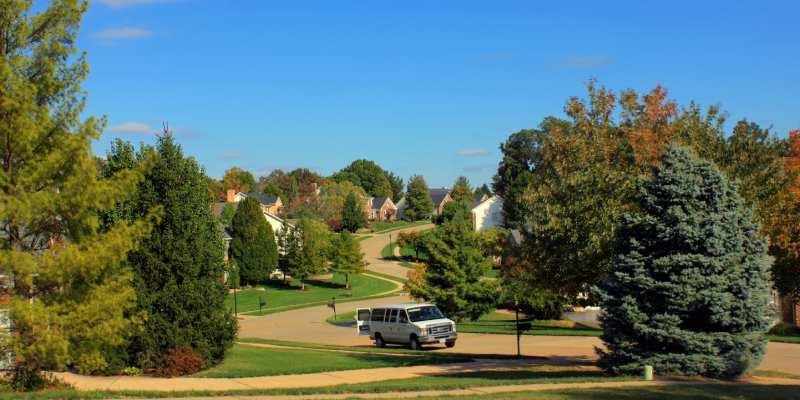 St. Louis gardens